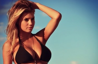 Charlotte McKinney - Beach - 06