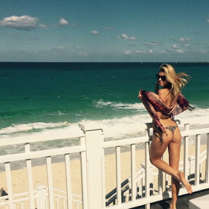 Charlotte McKinney - Beach - 23