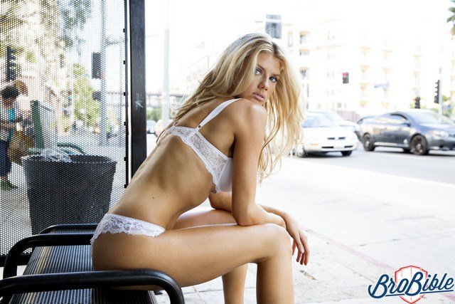 Charlotte McKinney - For BroBible - 10