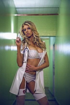 Charlotte McKinney - For Galore Mag - 05