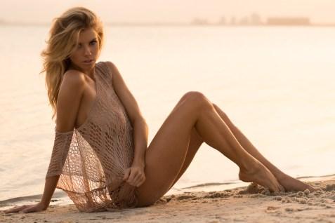 Charlotte McKinney - Joey Wright - 01