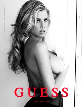 Charlotte McKinney - Megane Claire for Guess - 05