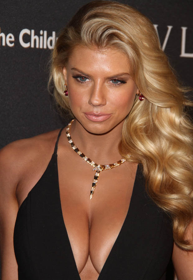 Charlotte McKinney - Bulgari and Save The Children pre-Oscars event - 03
