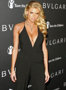 Charlotte McKinney - Bulgari and Save The Children pre-Oscars event - 04