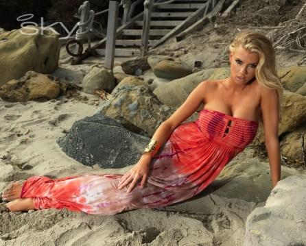 Charlotte McKinney - For ShopSky.com - 04