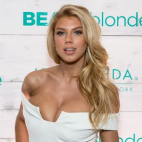 Charlotte McKinney - John Frieda Hair Care Beach Blonde Collection Party - 04