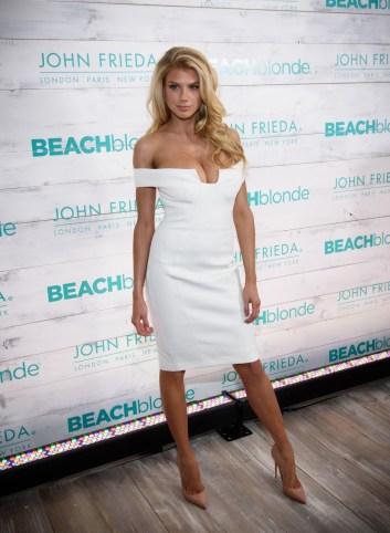 Charlotte McKinney - John Frieda Hair Care Beach Blonde Collection Party - 08