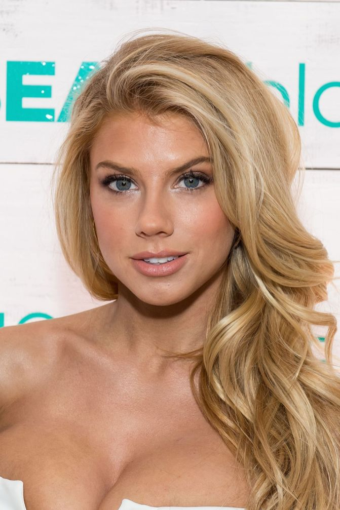 Charlotte McKinney - John Frieda Hair Care Beach Blonde Collection Party - 29