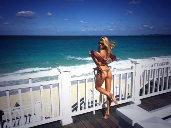 Charlotte McKinney - Outdoor - 25