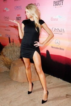 Charlotte McKinney - 12th Annual Leather and Laces Super Bowl Party Night - 04
