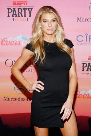 Charlotte McKinney - 12th Annual Leather and Laces Super Bowl Party Night - 05