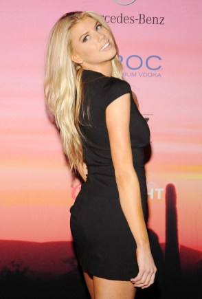 Charlotte McKinney - 12th Annual Leather and Laces Super Bowl Party Night - 10