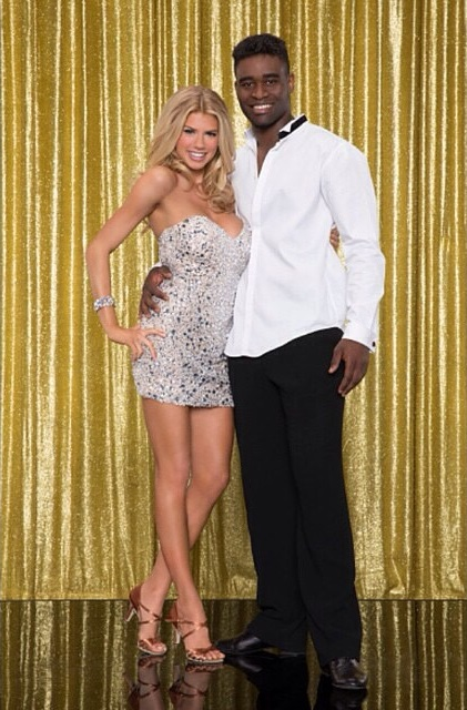 Charlotte McKinney & Keo - Dancing with the stars - 04