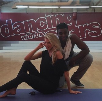 Charlotte McKinney & Keo - Dancing with the stars - 22