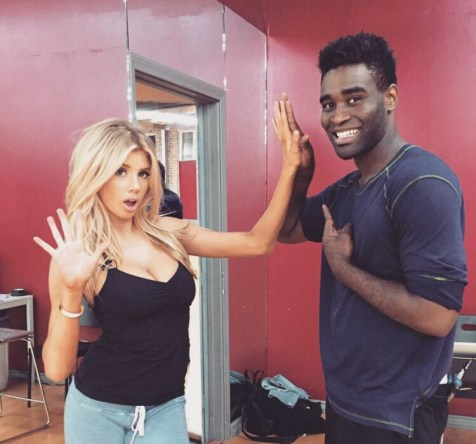 Charlotte McKinney & Keo - Dancing with the stars - 25