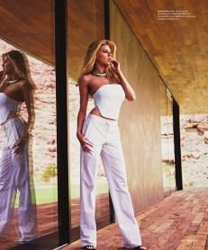 Charlotte McKinney - John Russo for Summer Venice Fort Lauderdale's Magazine - 03