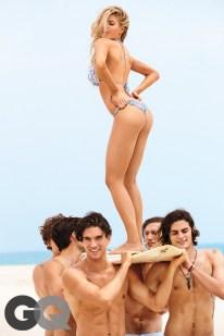 Charlotte McKinney is the GQ s girl of summer - Ben Watts - 08