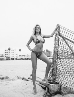 Charlotte Mckinney - Galore Mag The Summer Bombshell Guide Edition 2015 - 11