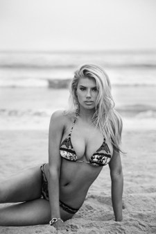 Charlotte Mckinney - Galore Mag The Summer Bombshell Guide Edition 2015 - 12