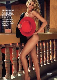 Charlotte McKinney - Cover GQ Mexico Magazine February 2016 - 04