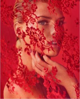 Charlotte McKinney Cover GQ Mexico Magazine February 2016 11