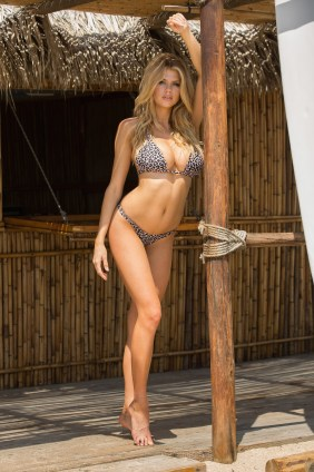 Charlotte McKinney – ME Cabo Resort Grand Re-Opening Party in Mexico - 13
