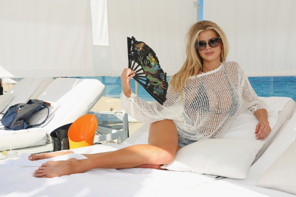 Charlotte McKinney – ME Cabo Resort Grand Re-Opening Party in Mexico - 20