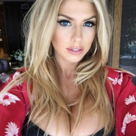 Charlotte McKinney for Guess Fall Line shot by Tatiana Gigi - 05