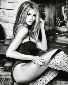 Charlotte McKinney for Guess Fall Line shot by Tatiana Gigi - 08