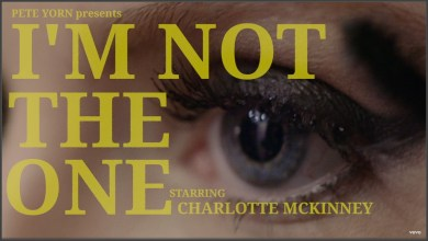 Charlotte McKinney in Pete Yorn music video I'm Not The One - 01