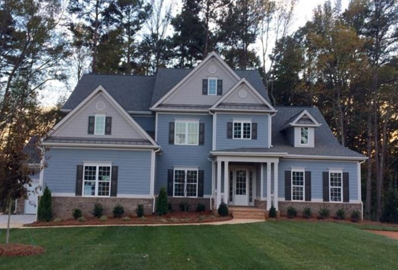 McLean South Shore house