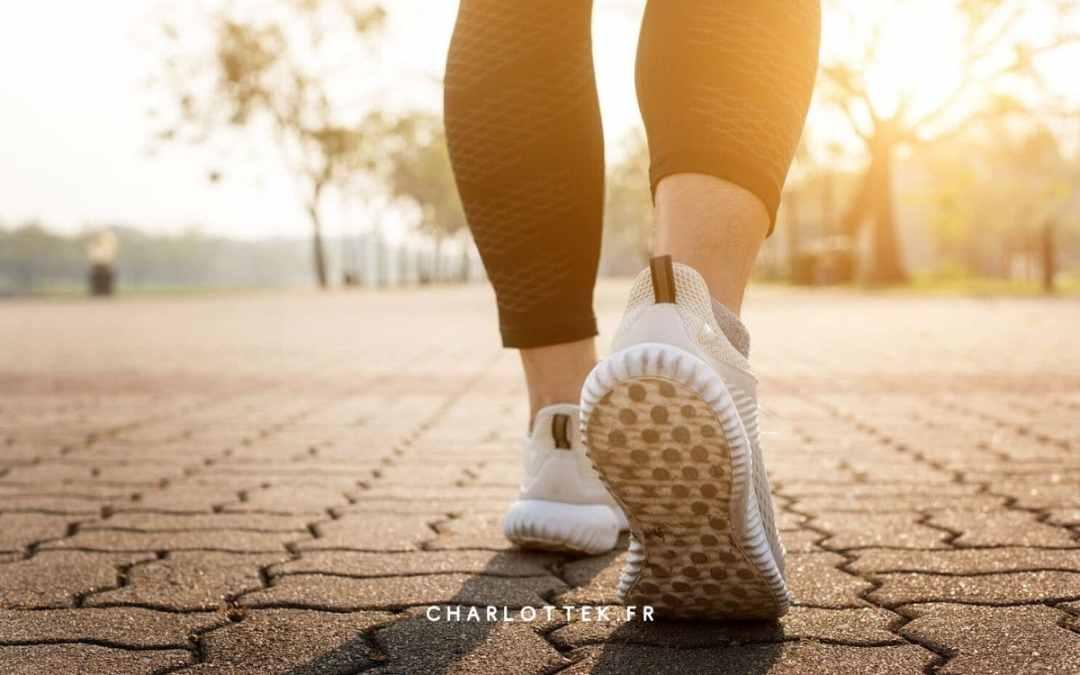 Perdre du poids en marchant