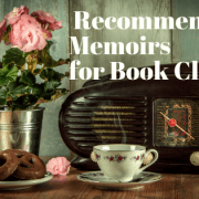 Recommended Memoirs for Book Clubs