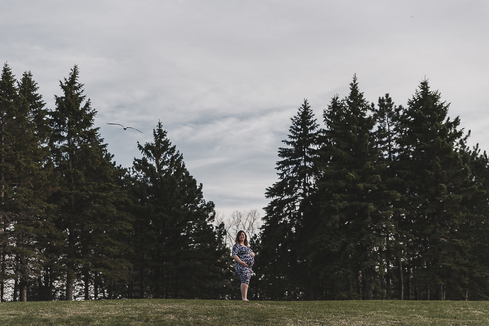 Andrew Hayden Park Maternity Session