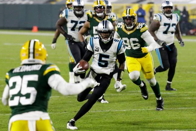 Panthers vs Packers game score: Green Bay wins 24-16   Charlotte Observer