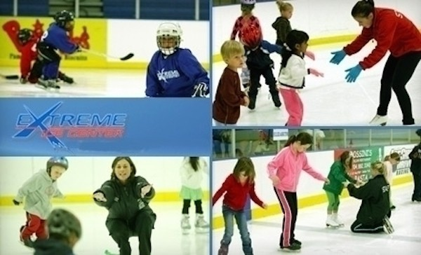 Learn To Skate For Free At Extreme Ice Center Charlotte On The Cheap