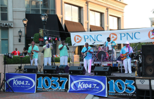 Piedmont Concerts in the Round
