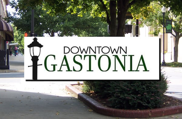 downtown gastonia