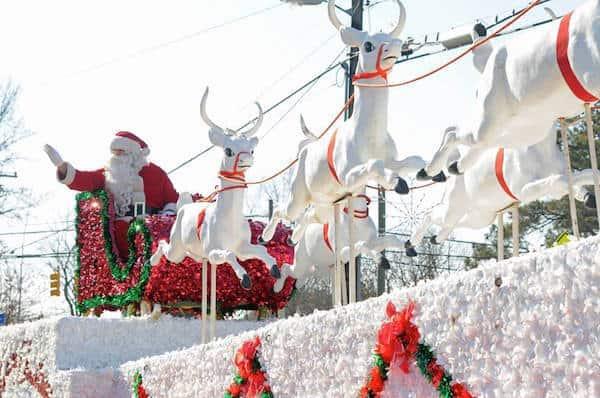 creedmoor christmas parade fb
