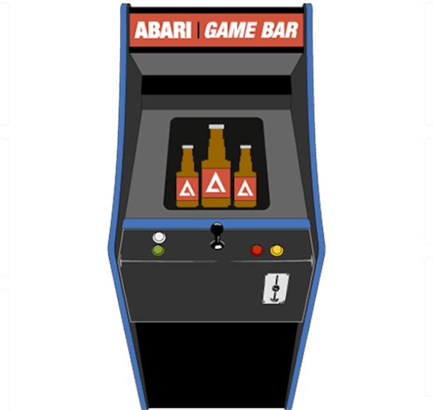 arcade bar charlotte noda