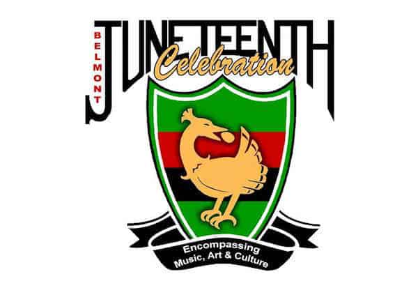 belmont juneteenth celebration