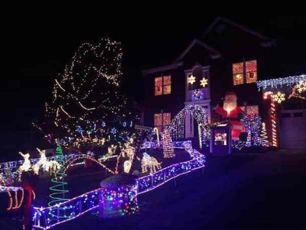 Christmas Light Installation Monkey Junction NC