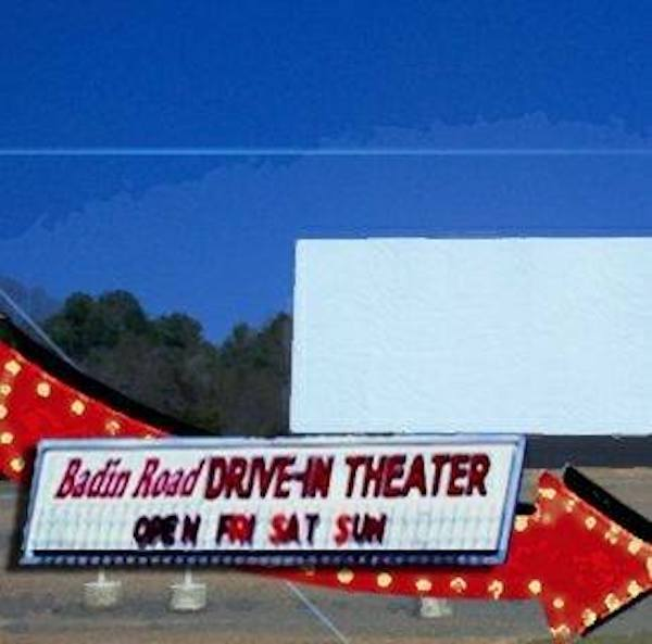 drive-in movie albemarle nc charlotte