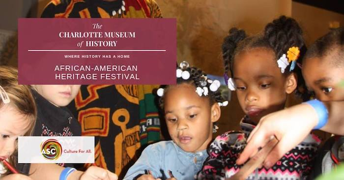 African-American Heritage Festival at Charlotte Museum of History