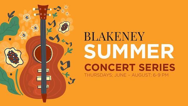 Blakeney Summer Concert Series on Thursdays, plus Summer