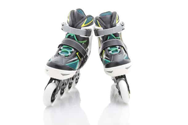 Sports Equipment Bright Sliding Roller Skates