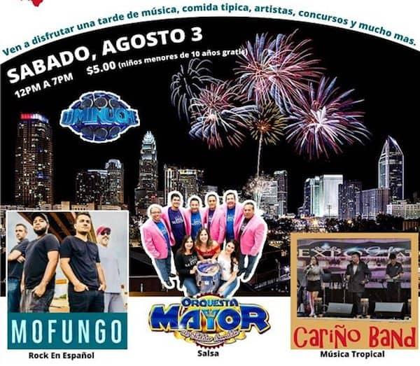 Carolinas Ecuadorian Festival