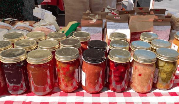 jars at uptown flea market charlotte