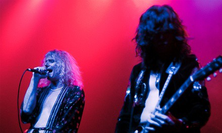Zoso: A Tribute to Led Zeppelin on November 27 at 8 p.m.
