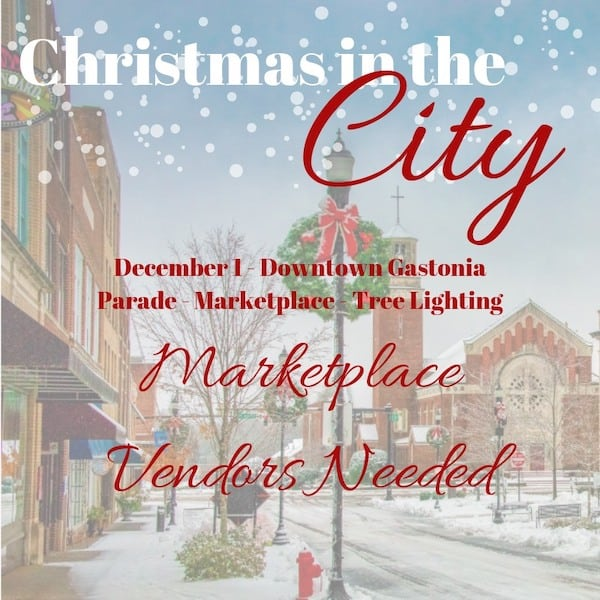 Gastonia Christmas Parade 2020 Christmas in the City in Gastonia: Parade, tree lighting and